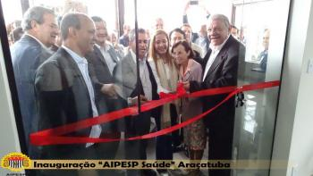 Inauguração AIPESP Saúde