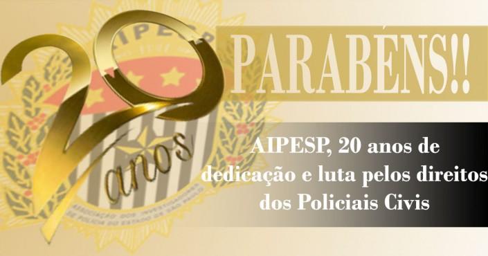 AIPESP 20 anos