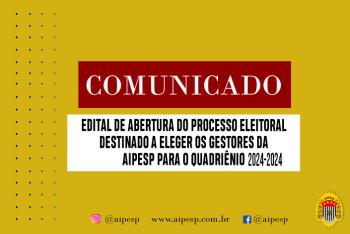 COMUNICADO AIPESP