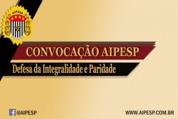 CONVOCAÇÃO AIPESP