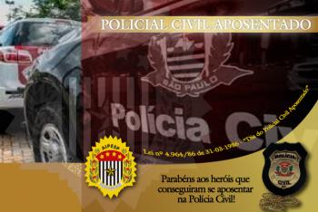 DIA DO POLICIAL CIVIL APOSENTADO