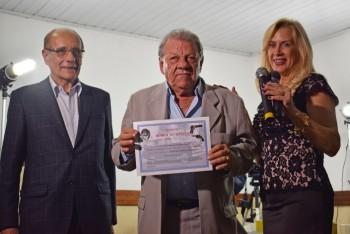 PRESIDENTE VANDERLEI BAILONI É HOMENAGEADO PELO GRUPO DE VETERANOS DA POLICIA CIVIL