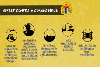PREVENÇÃO CONTRA O CORONAVÍRUS