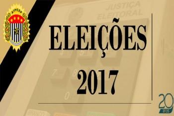 RESULTADO ELEIÇÕES 2017