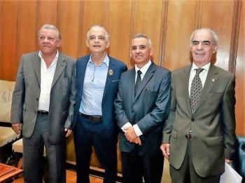 REUNIÃO COM O GOVERNADOR MÁRCIO FRANÇA