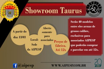 SHOWROOM TAURUS